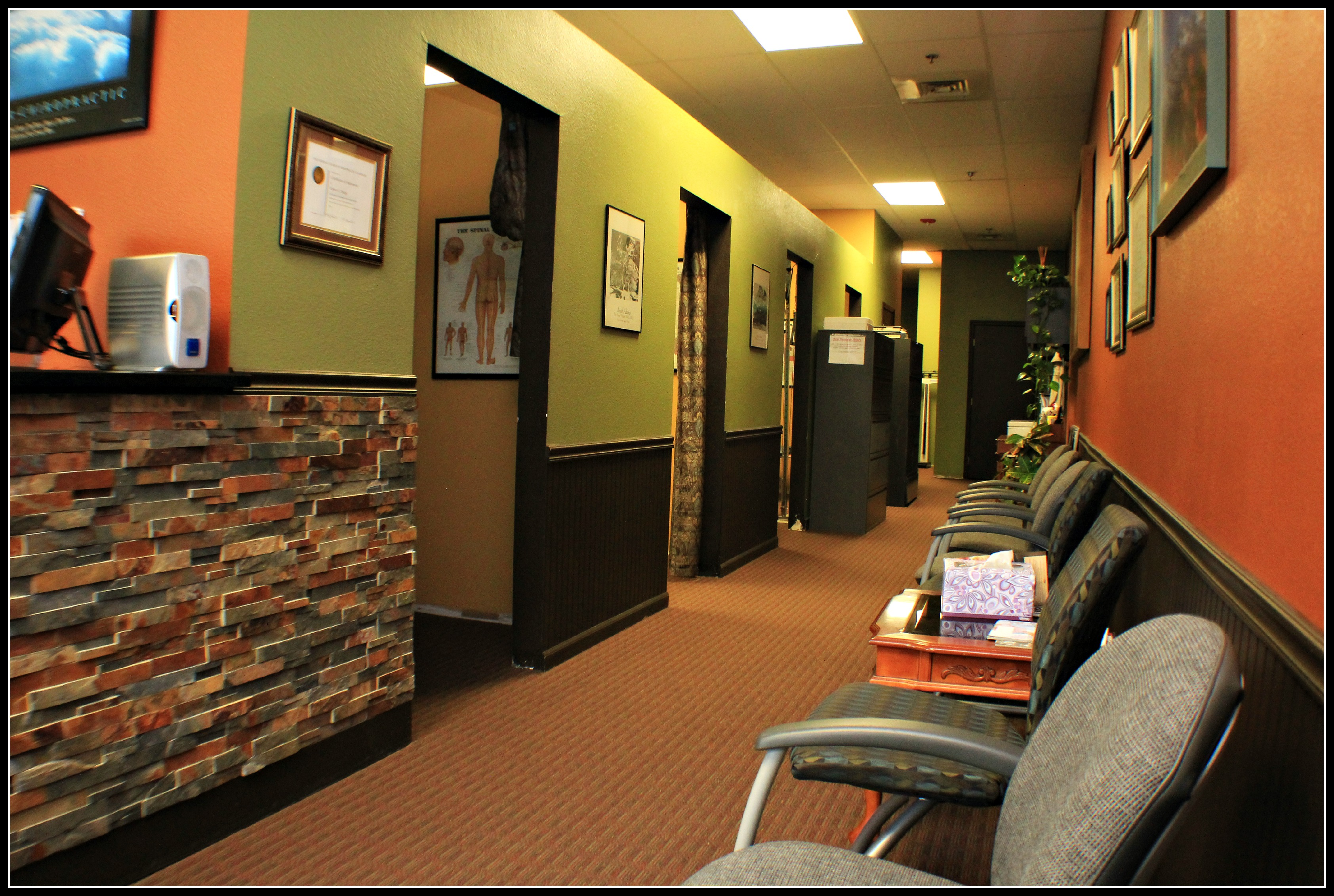 Horizon Chiropractic Front Office 1